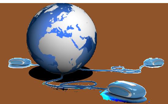 internet aarde