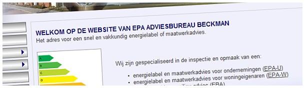EPA Certificaat