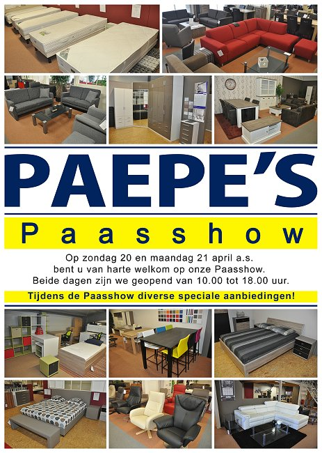 Paepes Paasshow