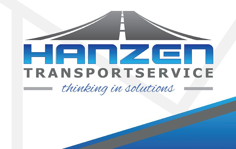 visitekaartje hanzen transportservice