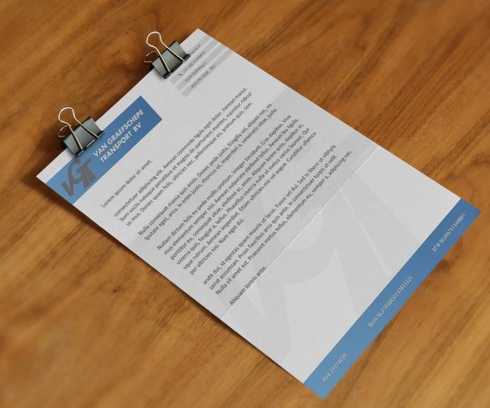 briefpapier-voorbeeld